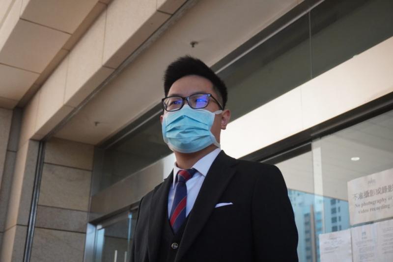 周梓樂頭顱承受「高能量撞擊」 死因庭裁判官發現廣明苑「非常關鍵」片段